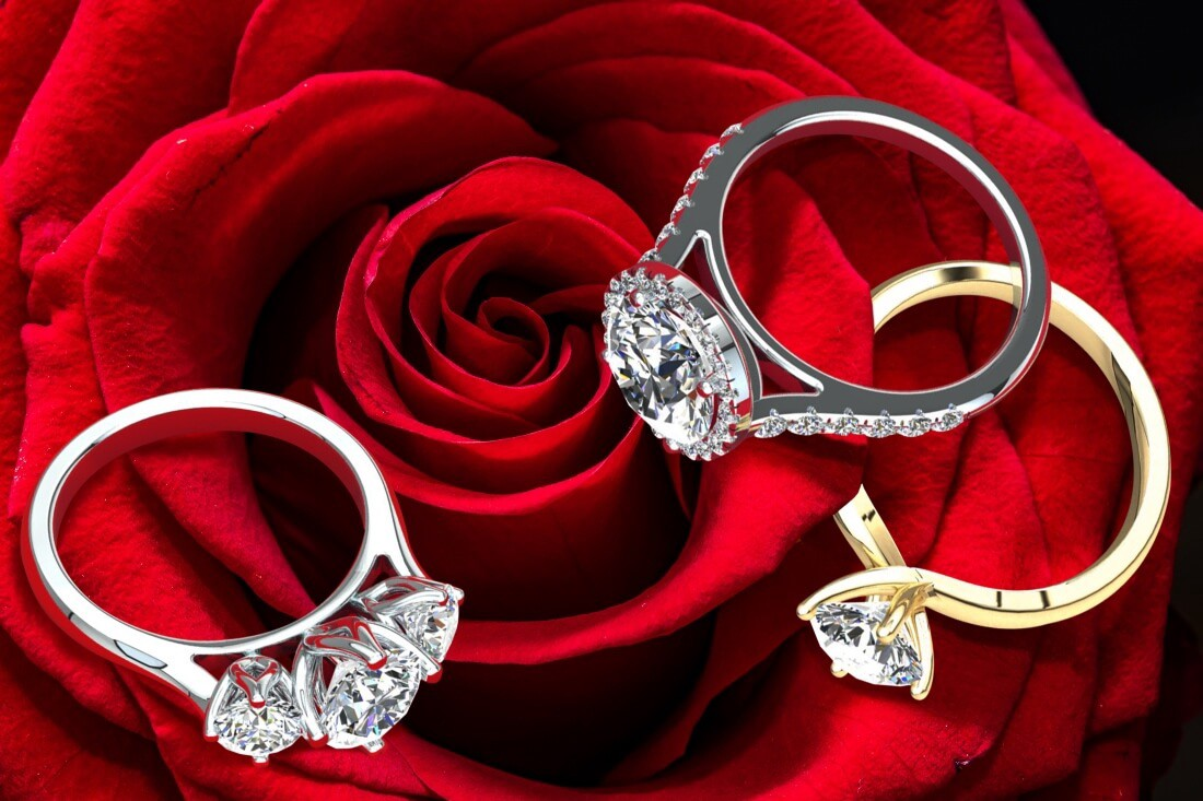 5 tips for the diamond ring