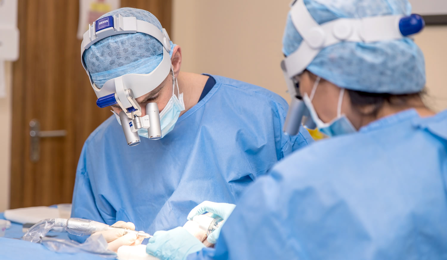 Therapy For Baldness at The Hair Transplant Clinics
