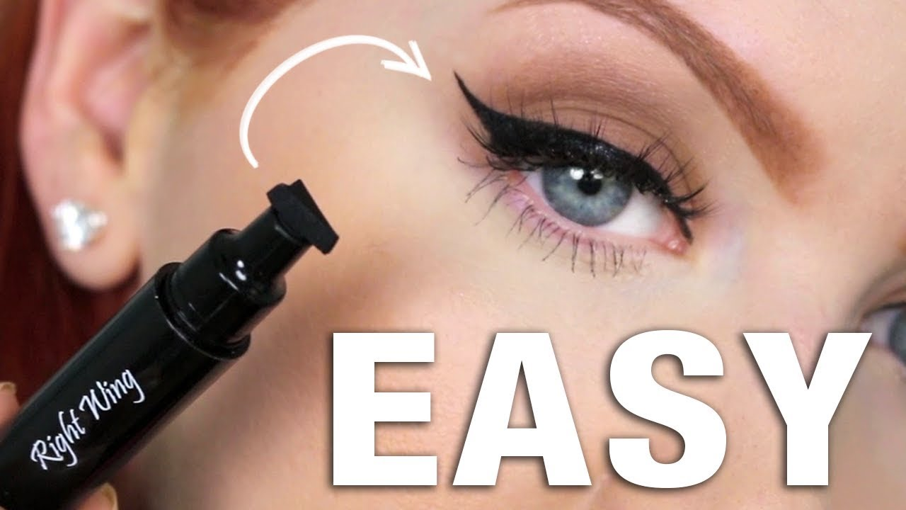 Get The Winged Look With The Eyeliner Pencils