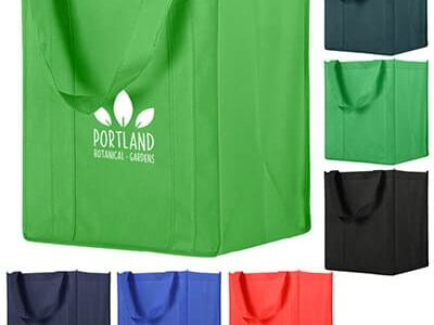Need For Choosing The Promotional Reusable Grocery Bags For Business